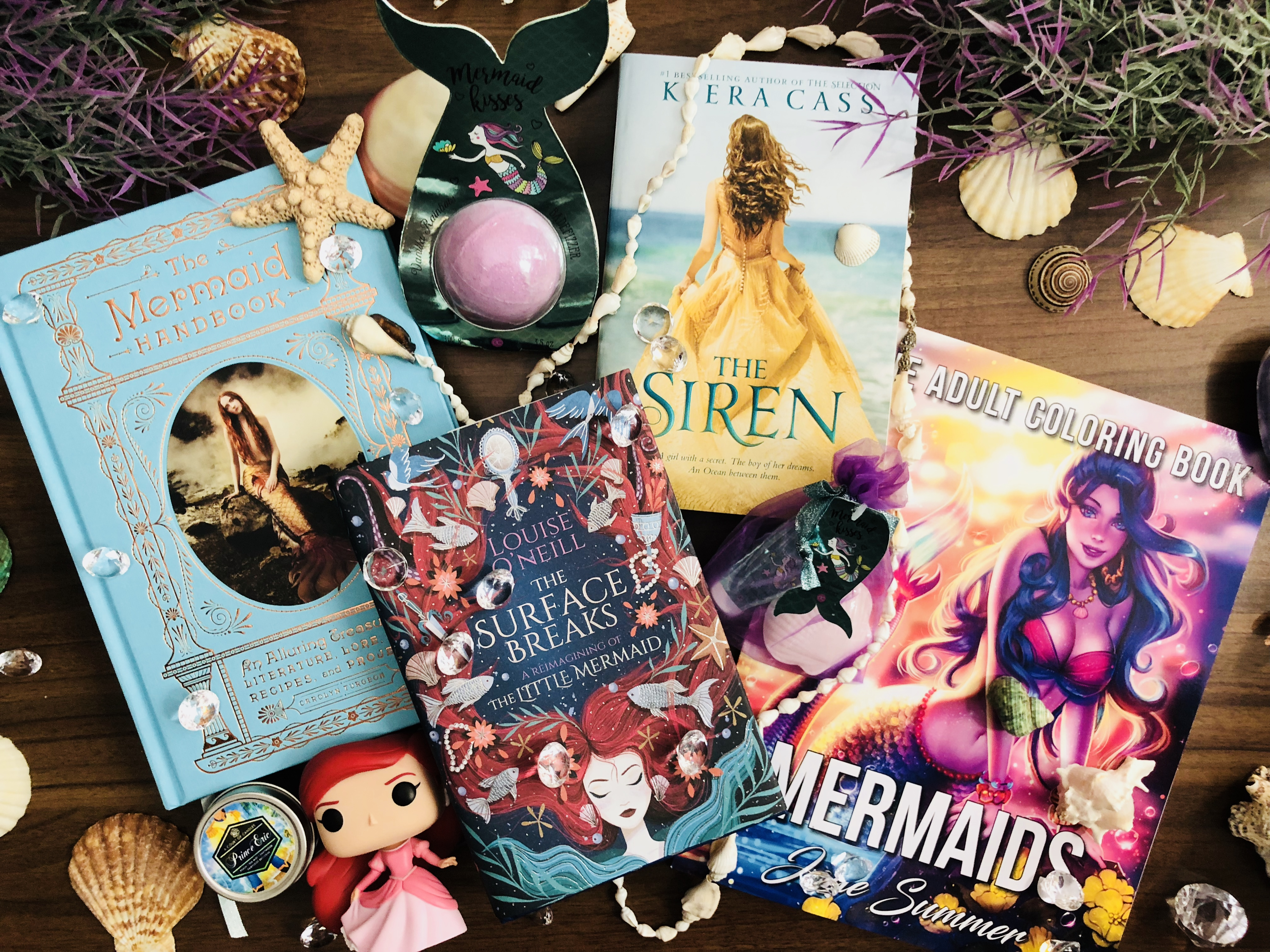 All Books from Mermaid Week